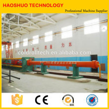 Steel tube pipe cold drawing bench machine