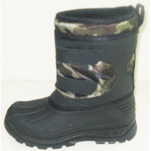 Injection Boots / Winter Snow Boots with Fashion Fabric (SNOW-190008)