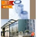 Cortinas de tira de PVC para armazenamento a frio