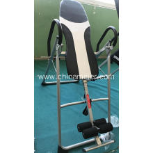 Indoor fitness therapy inversion table gravity chair