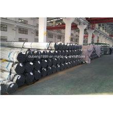A tubulação de aço galvanizada / galvanizou o tubo de aço / galvanizou a canalização / Zn revestido-80