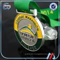 Die Casting médaille de métal médaillon de finition personnalisée