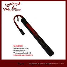 Hot Sell Flame 800mAh 9.9V 15c LiFePO4 LFP Battery