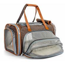 Soft Sided Pet Carrier Bag