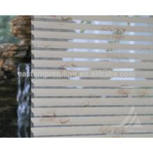 ventana personalizada de diseño shangri-la persianas fabricante