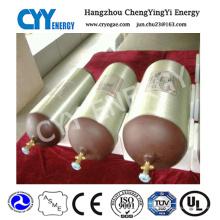 CNG Compressor Natural Gas Steel Cylinder Cilindro de GNC