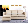 High quality white real leather home living room sofa set XYN2047