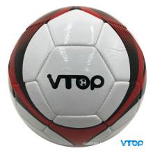 High Quality PVC Machine Stitched Soccer