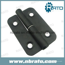 Charnière détachable en acier inoxydable en poudre noire