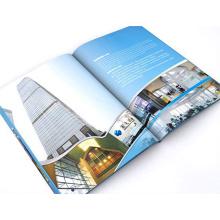Folleto de impresión personalizada / Servicios de impresión de folletos baratos / Folleto