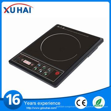 Fogão de indução com temperatura controlada