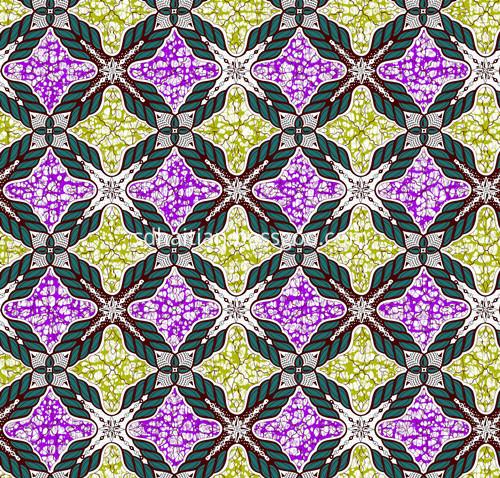 imitation wax fabrics