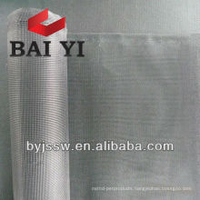 High Quality Galvanized Iron Window Screening