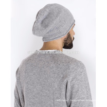 Wholesale 100% Cashmere Warm-Keeping Beanie Hat