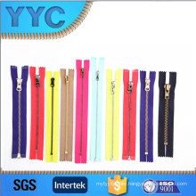 All Kinds of Accessory Zippers for Retail or Wholesale,