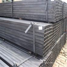 Tubería de acero cuadrada gruesa / rectangular 200 mm
