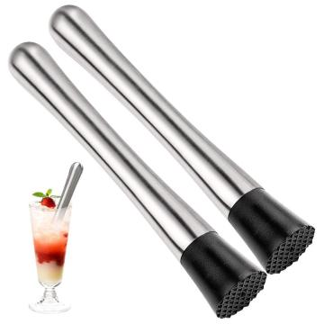 Bar Tool Edelstahl Cocktail Muddler Hammer