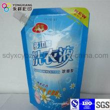 Saco de embalaje detergente de lavandería