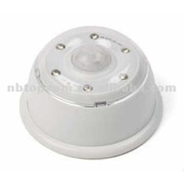 LED Infrarot SENSOR LICHT POWER BY 4AAA mit Magnet