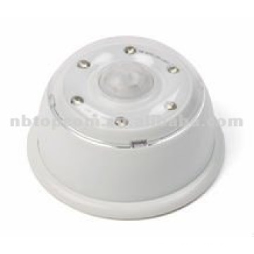 LED infrared SENSOR LIGHT POWER BY 4AAA with Magnet