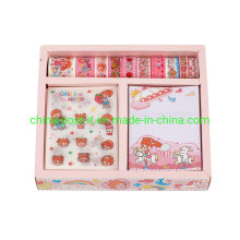 Office Hand Book Decorating Sticker and Washi Tape Gift Set
