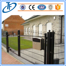 2018 Welded Wire Mesh Fence dengan Trangle Bends
