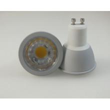 Nouveau produit LED Dimmable 6W GU10 COB LED Ampoule Lumière