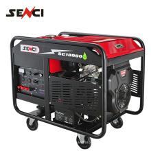 Générateur d'essence de la machine fournisseur China avec batterie