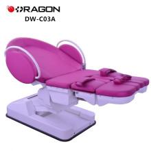 Cama obstétrica eléctrica de diagnóstico multifuncional del hospital DW-C03A