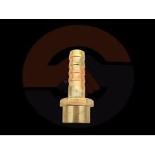 """1/2 """"NPT, BSP Gewinde Messing Stecker Schlauch Nippel mit hoher Qualität"""