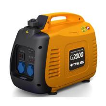 Портативный инверторный бензиновый генератор мощностью 2 кВА (G2000I)