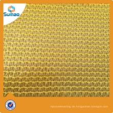 100% reines HDPE für die Landwirtschaft verwenden Sonnenschutznetz