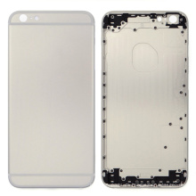 Carcasa trasera de reemplazo para iPhone 6 Plus 5.5 Silver