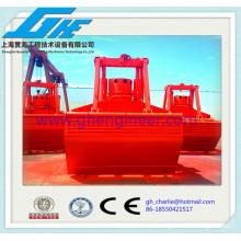 Balde electro-hidráulico para carga a granel