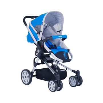 Poussette bébé / chaise roulante standard européenne / Buggy / Pram, 3 en 1
