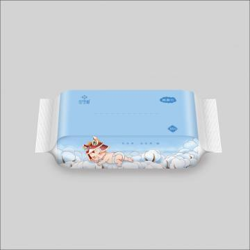 80PCS Disposable Baby Wipes Dry Wet Wash