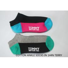 Men′s Cotton Ankle Socks -17