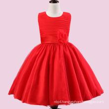 Flower Girl Children Dress 2017 Puffy Party Tulle Dresses