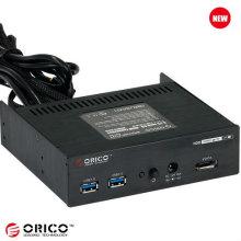 Plaque multifonction frontale CD-ROM USB3.0 + ESATA + interrupteur d'alimentation