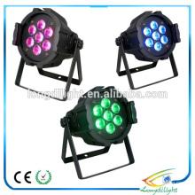 7x10W LED PAR Light RGB 3IN1 Tri LED PAR64