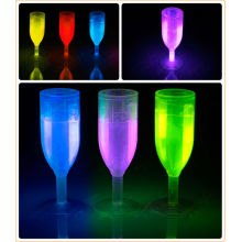 Win Bar Hot! Glow in The Dark Plastic Cup
