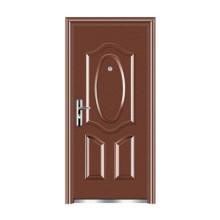 Puerta de seguridad de acero Swing Open Style