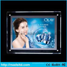 Innovation Acrylic Crystal LED Light Box