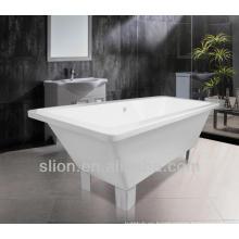 2014 bañera de hidromasaje independiente de estilo de moda con CE