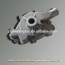 High quality water pump shell auto spare parts