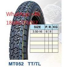 Motorrad Reifen 3,50-16
