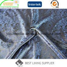 Direkt ab werk Preise 55% Polyester 45% Viskose Jacquard-Futter
