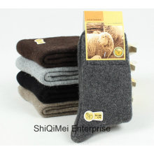 Winter Man Rabbit Wool Thickening Warm Cashmere Terry Socks