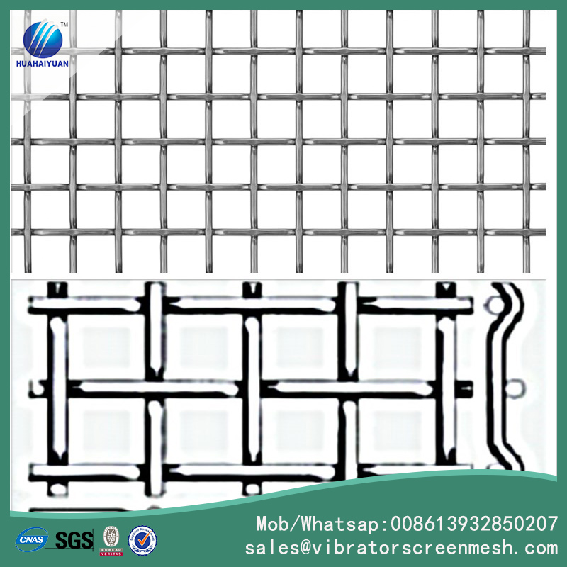 Flat Top Woven Wire Cloth