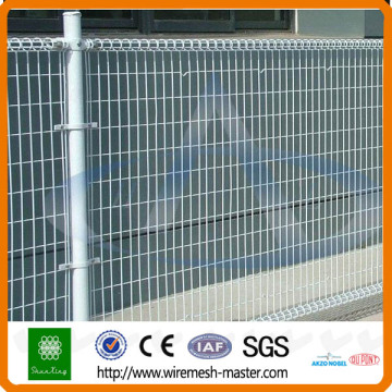 двойной круг забор сетка